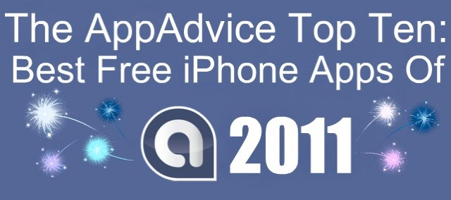 App Advice Top 10 Best Free iPhone Apps